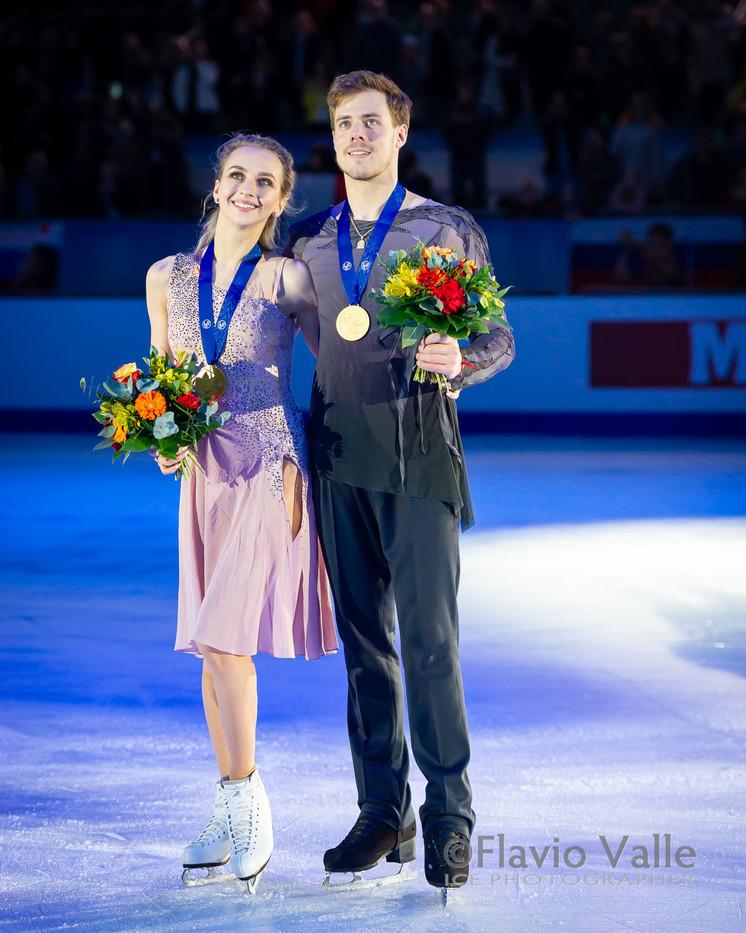 Victoria SINITSINA - Nikita KATSALAPOV