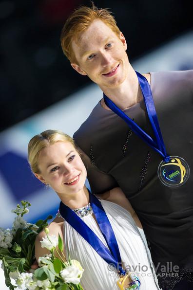 Evgenia TARASOVA / Vladimir MOROZOV