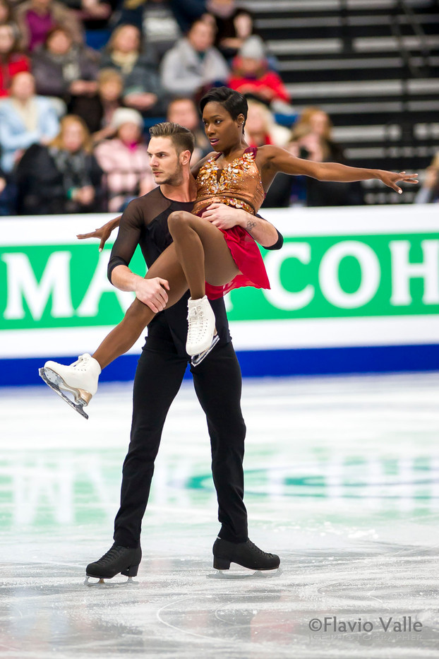 Vanessa JAMES / Morgan CIPRES