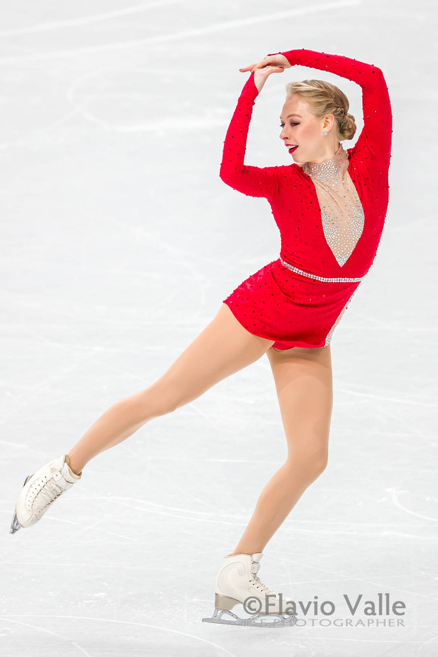 Bradie TENNELL (USA)