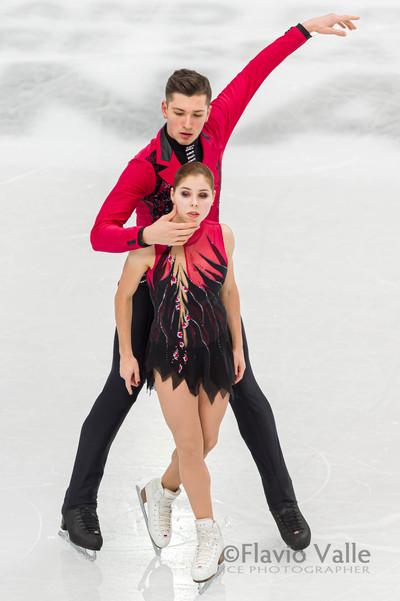Anastasia MISHINA - Aleksandr GALIAMOV