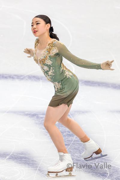 Rika KIHIRA (JPN)-