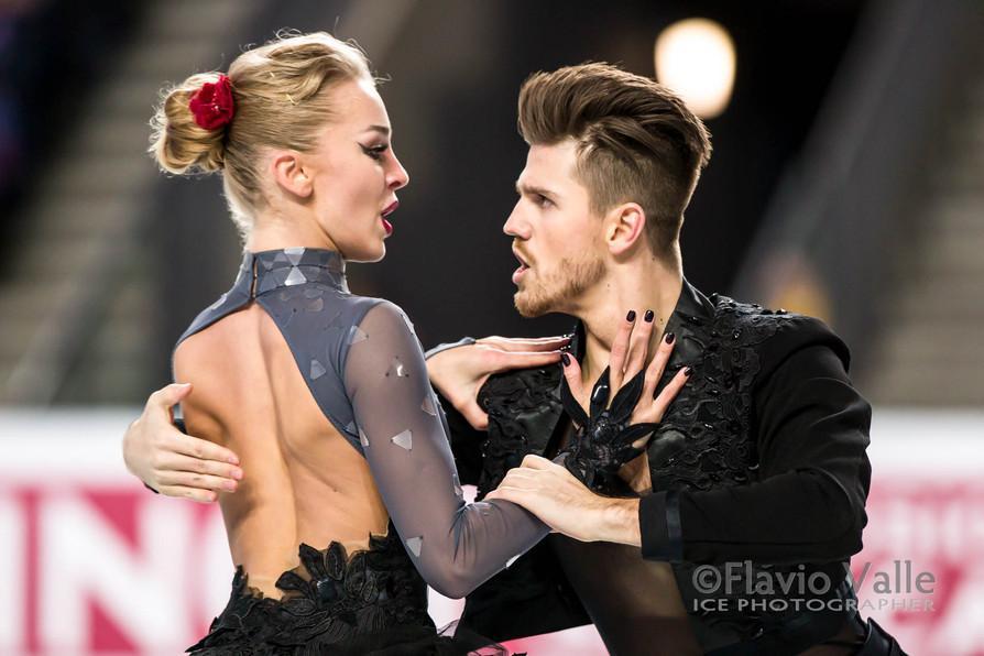 Alexandra STEPANOVA / Ivan BUKIN