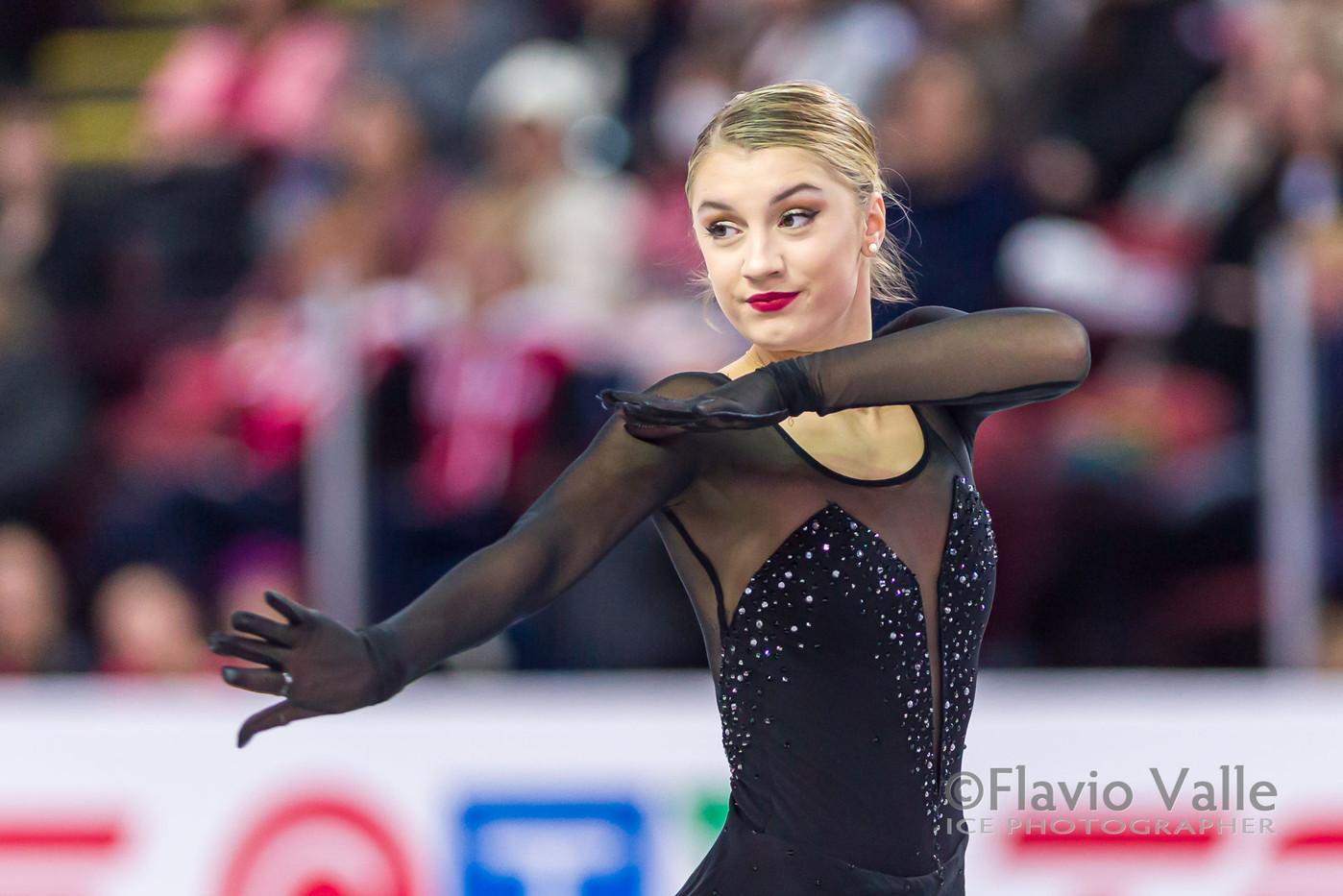 Alexia PAGANINI (USA)