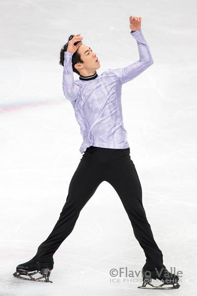 Nathan CHEN (USA)