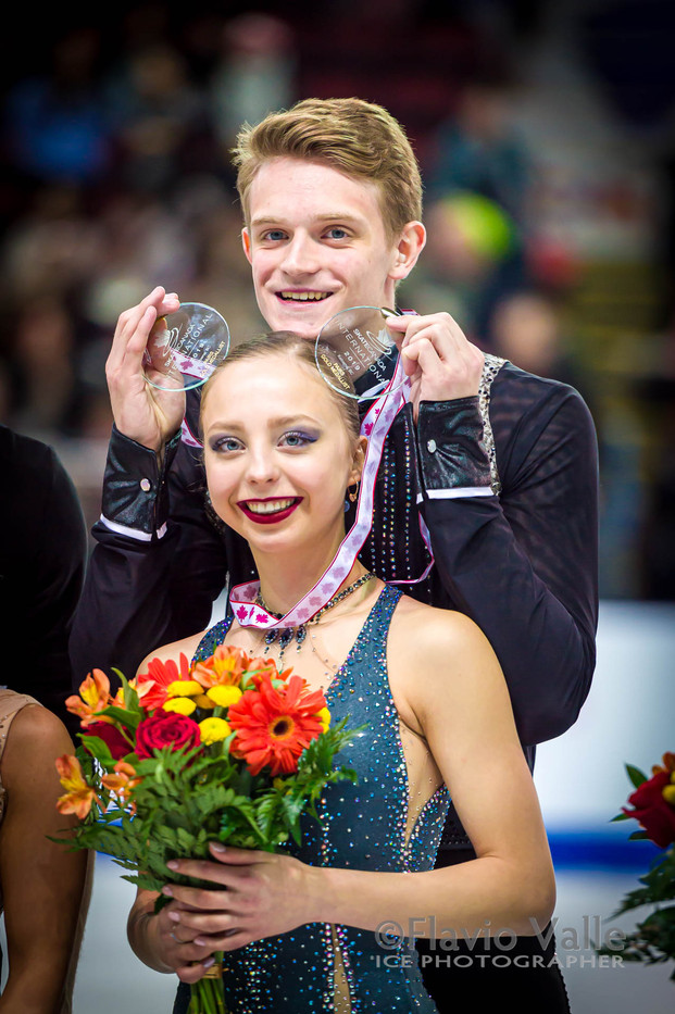 Aleksandra BOIKOVA - Dmitrii KOZLOVSKII