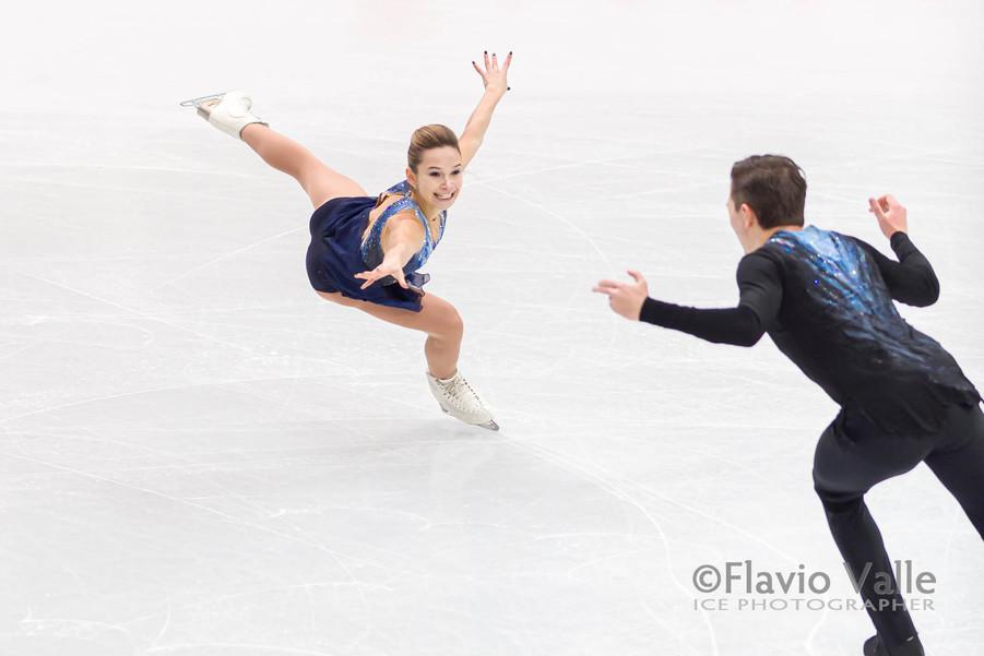 Daria PAVLIUCHENKO - Denis KHODYKIN (RUS)