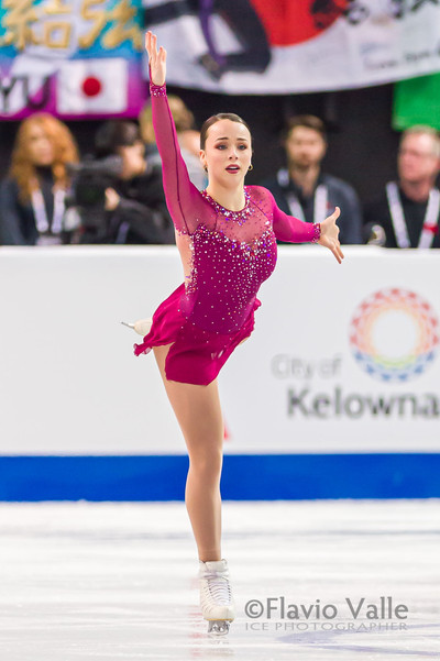 Alicia PINEAULT (CAN)