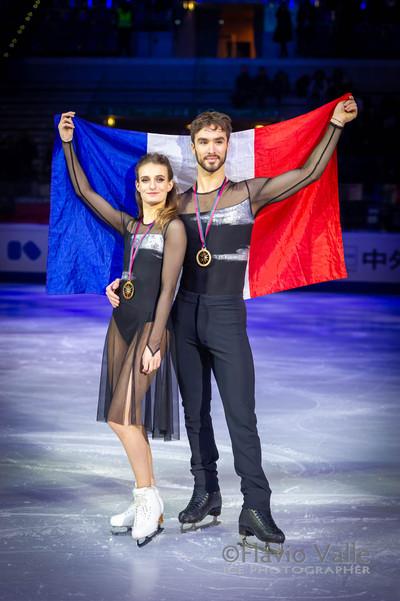 Gabriella PAPADAKIS - Guillaume CIZERON