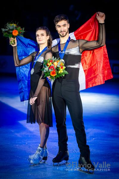 Gabriella PAPADAKIS - Guillaume CIZERON (FRA)