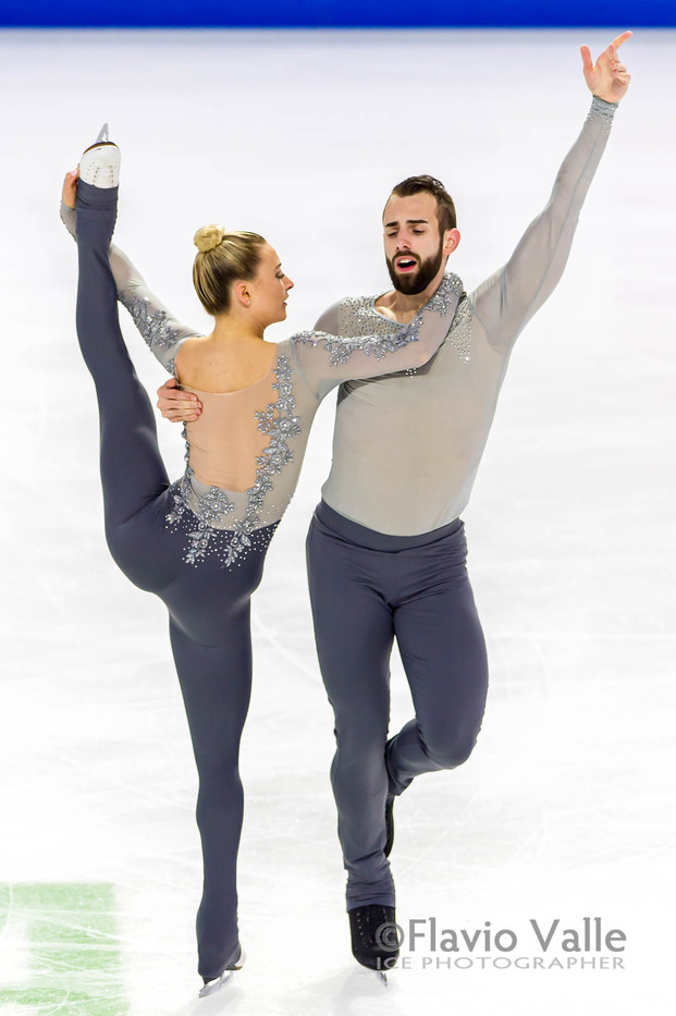 Ashley CAIN / Timothy LEDUC