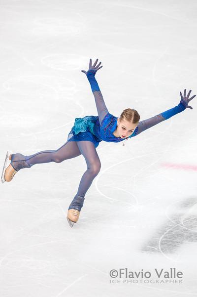 Alexandra TRUSOVA (RUS)