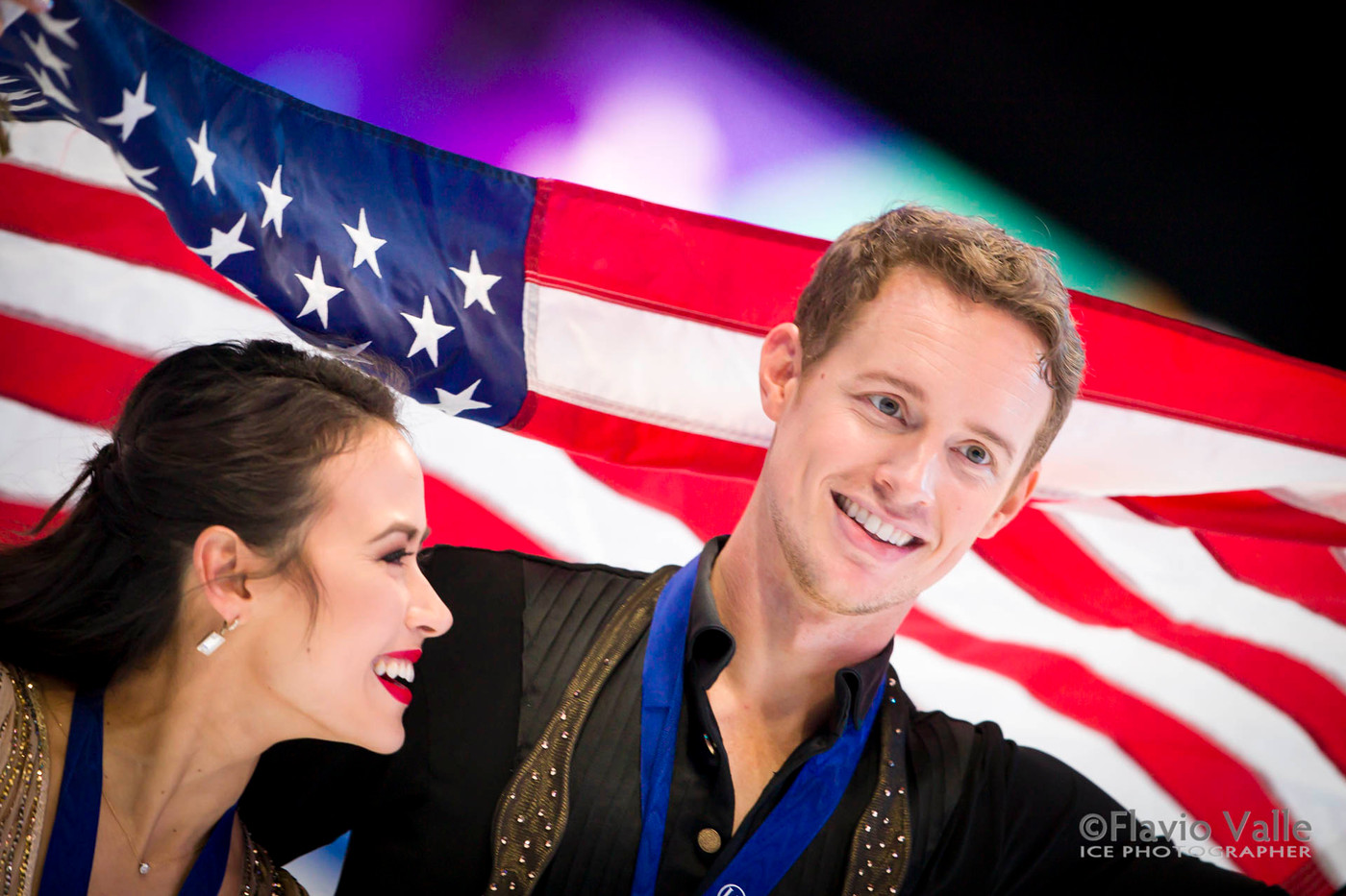 Madison CHOCK / Evan BATES