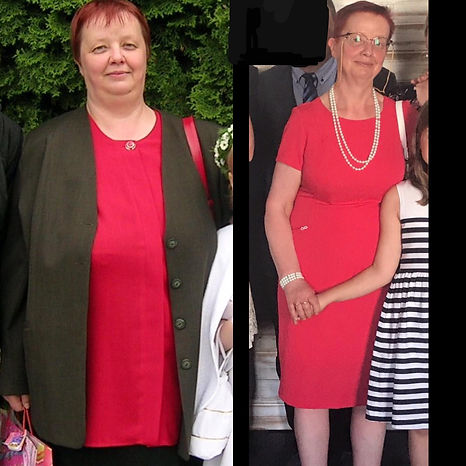 Marta's Mum Weight Loss