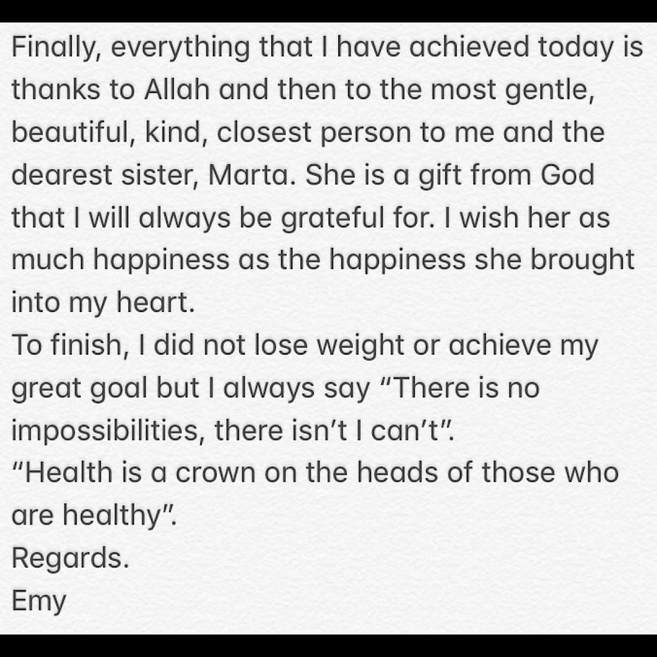 Eman Story English