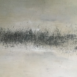 """Sérénité""100 x100"