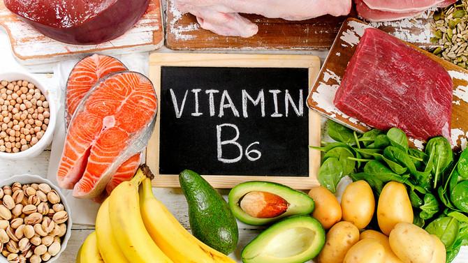 女性ホルモンにも関わる「ビタミンB6」