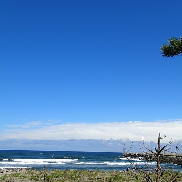 青森の海|副腎疲労HP