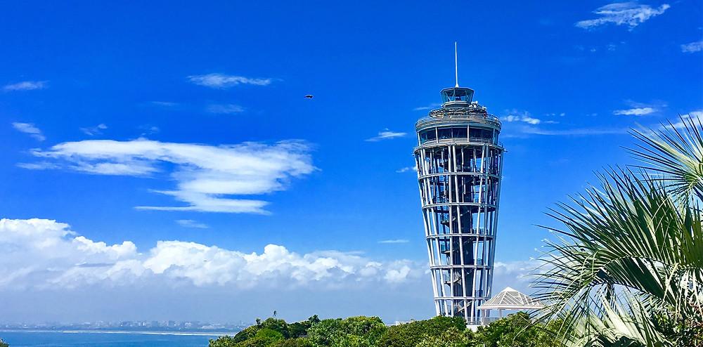 江ノ島の灯台|副腎疲労HP