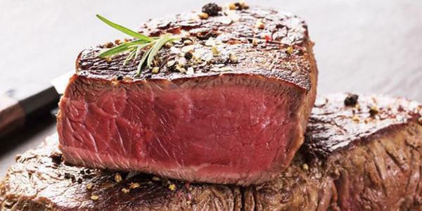 美味しそうなグラスフェッドビーフのお肉|副腎疲労HP