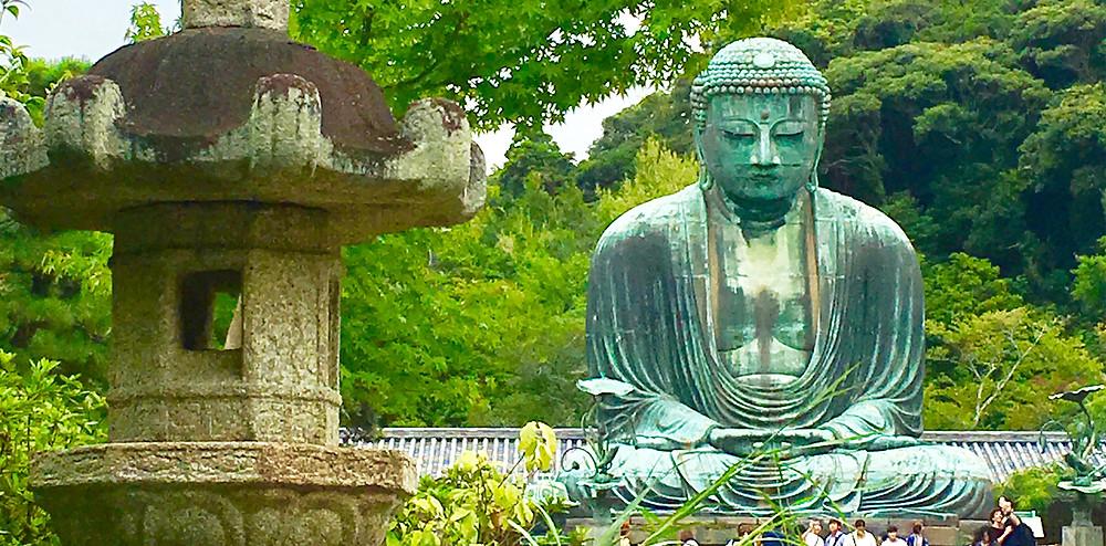 鎌倉の大仏|副腎疲労HP