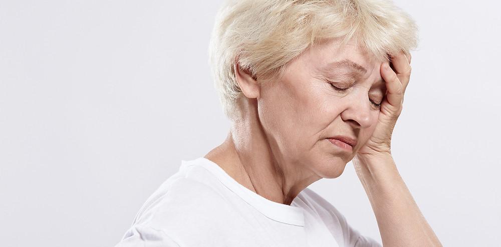 うつ症状を抱えている中高年|副腎疲労HP