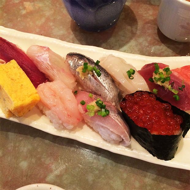 お寿司|副腎疲労HP