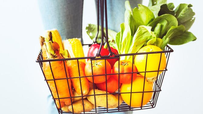 妊娠するために心がけたこと①食事で生野菜を食べる時期を気をつける!