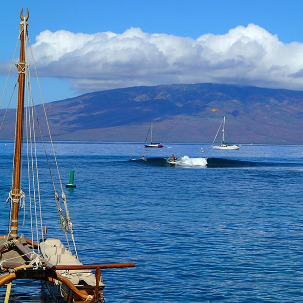 マウイ島のサーフポイント|副腎疲労HP