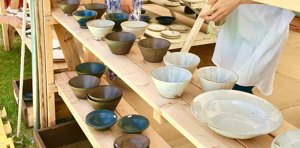 陶炎祭の陶器|副腎疲労HP