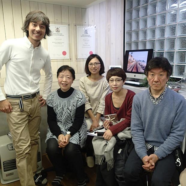 院長と4人の患者さんで勉強会|副腎疲労HP