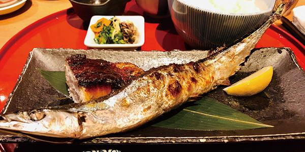 麻布十番のおいしい名店| ボリューム満点な焼き魚に大満足!「たき下」