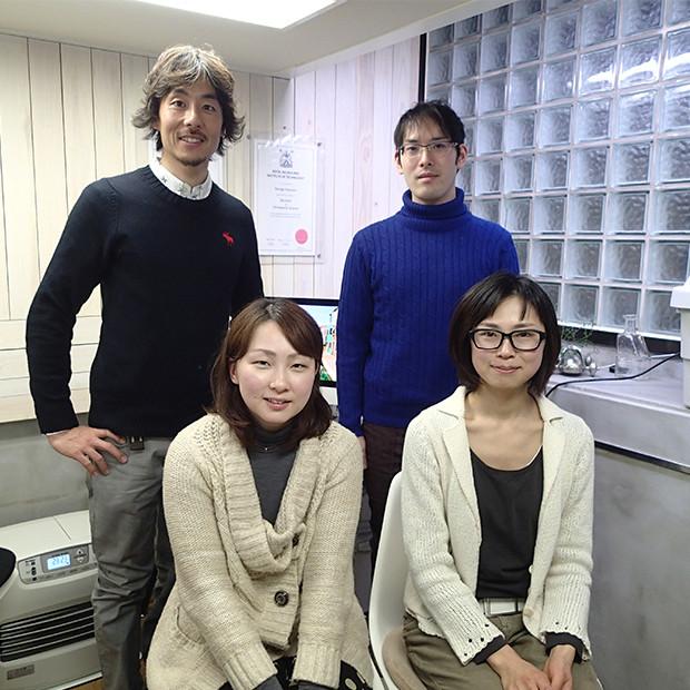 院長と3人の患者さんで勉強会|副腎疲労HP