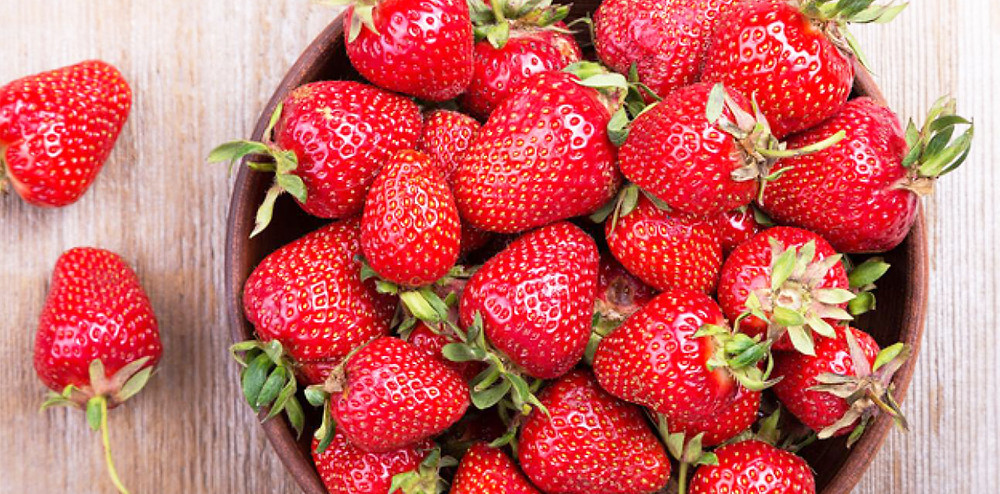 イチゴ|副腎疲労HP