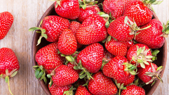 旬のものを食べよう!|疲労回復に効果あり?!ビタミンCがたっぷりな「イチゴ」