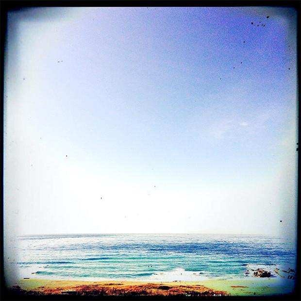 お天気快晴の海|副腎疲労HP