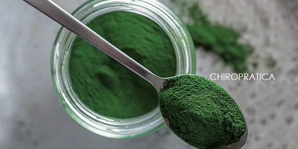 デトックスのための栄養素|非常に優秀な藻類「クロレラ」