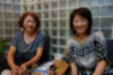 笑顔の患者さま|副腎疲労HP
