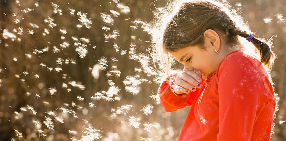花粉症におすすめなγ-リノレン酸「月見草オイル」