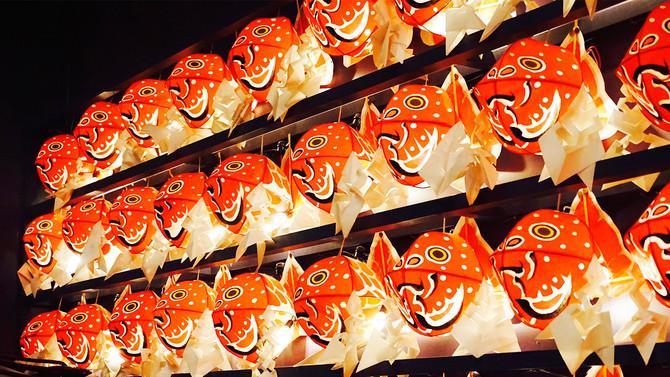 ねぶた祭りを見に遥々「青森」へ