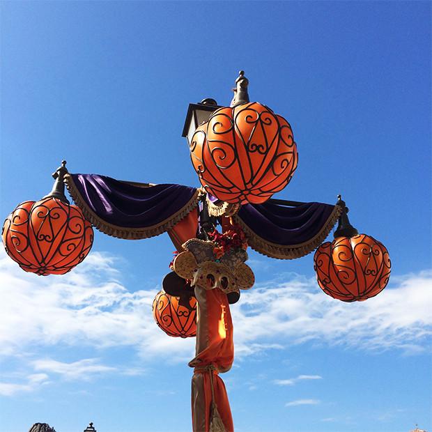 ディズニーシーのかぼちゃのランプ|副腎疲労HP