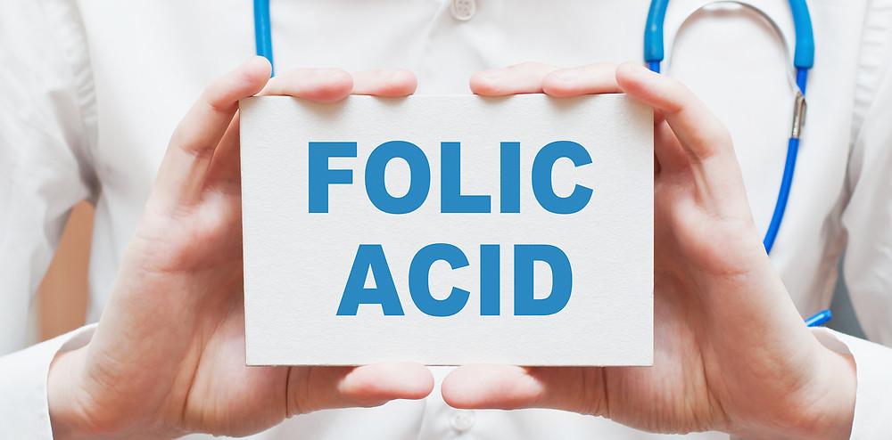葉酸(folic acid)|副腎疲労HP