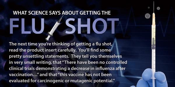 インフルエンザワクチンは本当に必要なのか!?