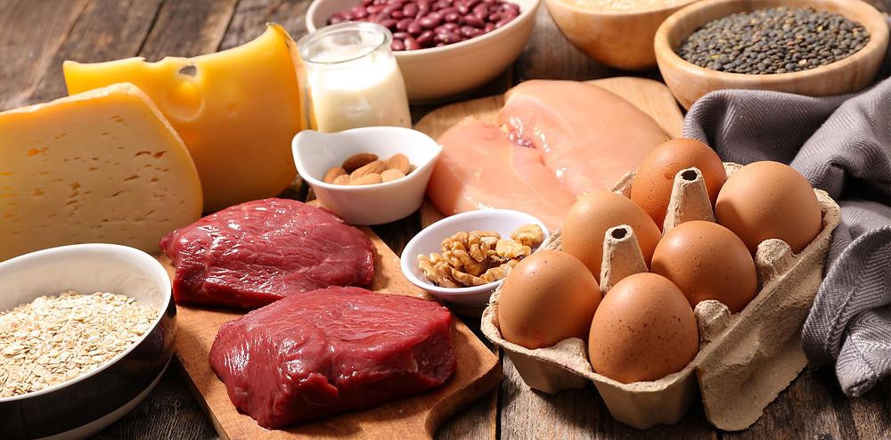 ビタミンB2を含む食べ物|副腎疲労HP