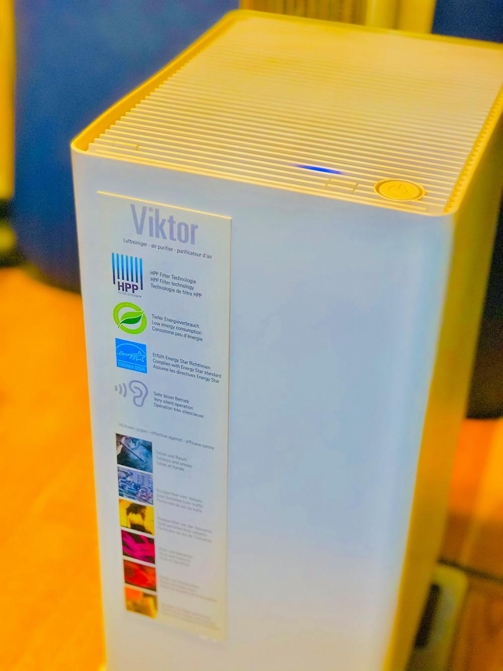 空気清浄機|副腎疲労HP
