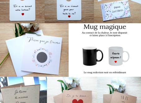 Dénichez LE cadeau qui plaira à coup sûr à votre Valentin(e)