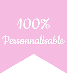 100% Personnalisable