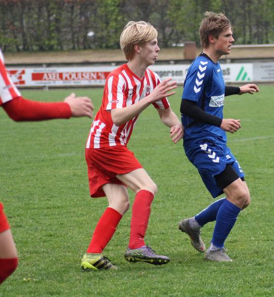 U19 topper fortsat rækken efter flere gode præstationer