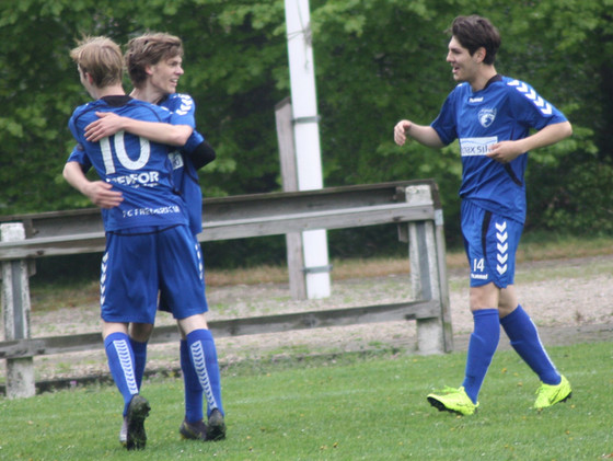 U19 i flot sejrsstime