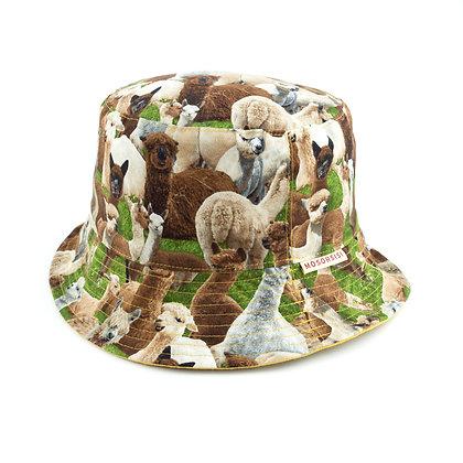Alpaca bucket hat